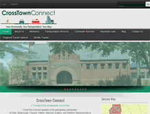 Tablet Preview of crosstown-connect.org